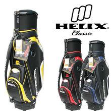 China TOP Brand Helix Mens golf bag with wheels / pu waterproof golf bag with wheels / pu leather golf scorecard holder