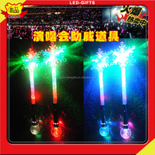 2016 New Home Decors Best Cheap Popular Promotion Gift LED Cheering Stick OEM Customized Glow Stick