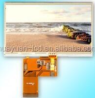 "Landscape 3.5"" TFT lcd display panel(320*240) dots"