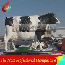 Artificial Fiberglass Lifesize Cows