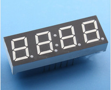"""JY5641 0.56"""" four 4 digit 7 segment led display small led digital for clock all color"""