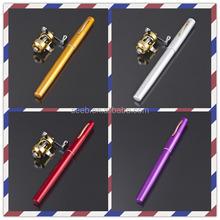 38'' Cheap Great Gift Pocket Mini Pen Fishing Rod price &Reel