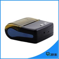 QS5801 Supermarket programmable portable receipt android USB thermal printer with multi-language