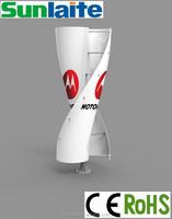 CE,Rohs,50W,100W,200W,300W,400W,500W -Vertical axis wind turbine,wind generator,spiral