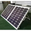 High performance shenzhen factory A grade cell camping solar kit for 12V system