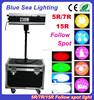 5R/7R/15R mini follow spot light stage lighting wedding lights