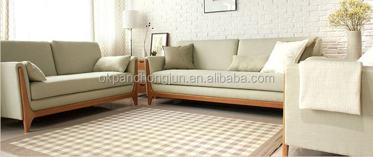 Best Quality Wooden Sofa ~ Best quality hot sell luxury wood carving furniture sofa