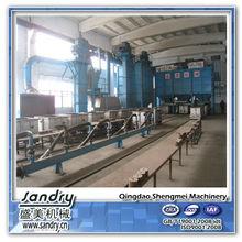 Best quality Qingdao made lost foam casting equipment