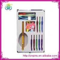 Factory Supply simple design decorative crochet hooks from manufacturer