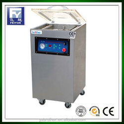 Food vacuum bag packing machine