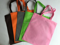 Hot Sale Ultrasonic Hot Pressing Supersonic Wave Non-woven Bag For Shopping