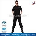 La moda de uniformes de seguridad/camisa de seguridad/guardia de seguridad uniforme