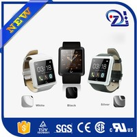 """2015 New Arrival 100% Tested 1.4"""" Touch Panel Bluetooth Android Smart Watch Phone"""