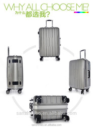 abs+pc kid's trolley luggage/compass luggage trolley bag