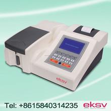 Instrumentos de laboratorio clínico semi analizador automático de química eksv- 3000c( t1176)