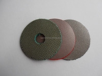 Diamond Abrasive concrete floor polishing sanding pads