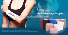 ISO approved waterproof cohesive bandage