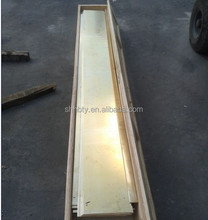 Decorate brass plate 5mm 3mm *100mm 200mm CuZn37