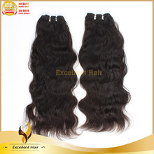 Nano hair mongolian hair products intact cuticle aligned in the same direction mongolian hair body wave