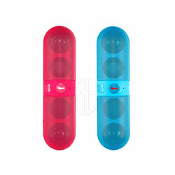 2015 china high quality outdoor red/blue wireless levitating speaker