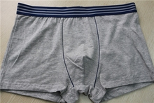 New Design Colorful Cotton Tight Boxer mens sex boxer shorts