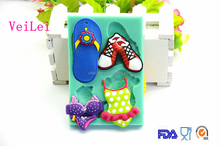 Silicone Molds 2015 Fish Shaped Mold Decorations Cooking Cake Tools For Cakes Jinhua VeiLei Baking Tool Factory