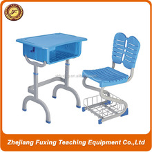 adjustable school desk and chair school supplies