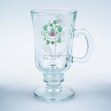 custom ice cream glass cup/milk tea cup/fashion juice glass mug
