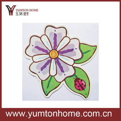 2015 hot Promotional wholesale flower ridge magnet