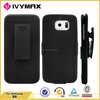 Belt clip mobile phone accessory for Samsung S6 holster case