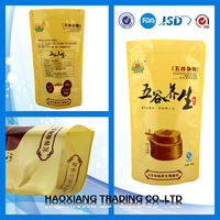 Plastic custom print flexible candy wrappers