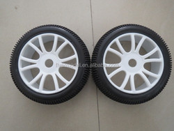 RC Car 1/8 Scale Buggy Tire/Wheel (180049) with many different colors