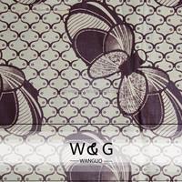 Veritable Design African Wax Cloth Ghana Dress For Bed Sheet