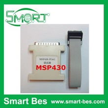 SmartBes MSP430 parallel port simulator programmer JTAG download cable with 30cm data flat cable