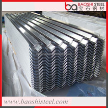 Widely used Lightweight cost effective corrugated zinc sheet roof tiles