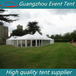Used snow load PVC pvc pagoda tent for temporary building