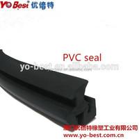 PVC gasket strip for freezer door