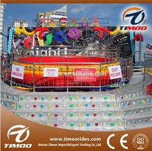 timoo theme park amusement rides disco tagada