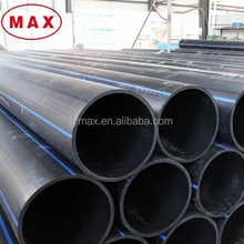 Plastic Polyethylene HDPE Pipe and Fittings for Water Supply