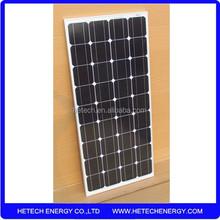 Good mono 75w solar panel price for india market