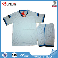 In stock sport training suit football jersey sets