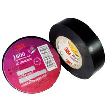 Wholesales 19mm*20m 3M vinyl pvc electrical insulating tape for automotive