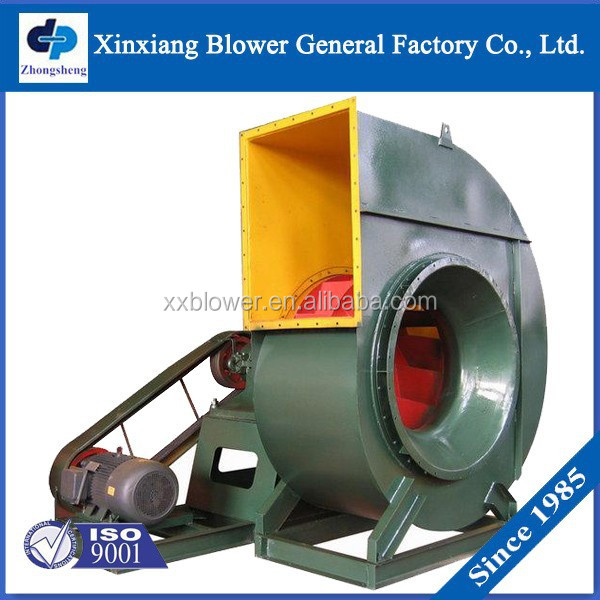 Dust Control Fans : Filter bag dust collector blower fan for air pollution