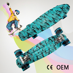 hot sell plastic professional skateboard complete