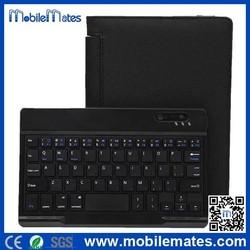 for Lenovo Yoga Tablet 2 Bluetooth Keyboard Case, Leather Keyboard Case for Lenovo Yoga Tablet 2 8 / 10 inch with Elastic Belt