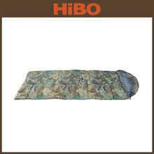 Tourbon Military Portable Envelope Sleeping BagTravel Hiking Camo Camping Sleeping Bag