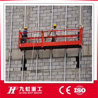 aluminium ladder/building aluminium ladder/aluminum window cleaning lift