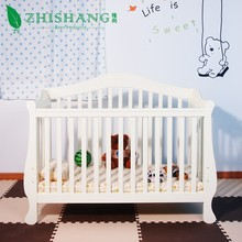 Fashion baby furniture for sale baby safety wooden crib