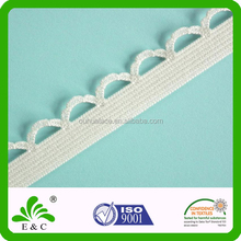 Direct factory crochet picot edge underwear elastic
