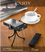 Portable Mini HD 1080P Multimedia DLP Android 4.2 Mobile Phone LCD Projector with Pocket support Wifi Bluetooth 4.0